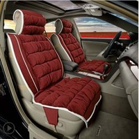 Winter car seat cushion five a velvet series of a variety of color style texture comfortable thermal insulation