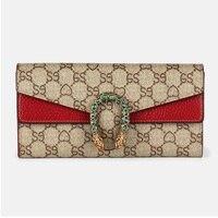 Новый женский дизайнерский кошелек из натуральной кожи известных брендов с магнитной пряжкой, женский кошелек, роскошная женская цветная с...