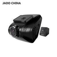 JADO D770S 2.0 Car DvrS Full HD 1080P Mini Car Dvr with two cameras Video Recorder 140 degree Car Registrar Camera Dash cam