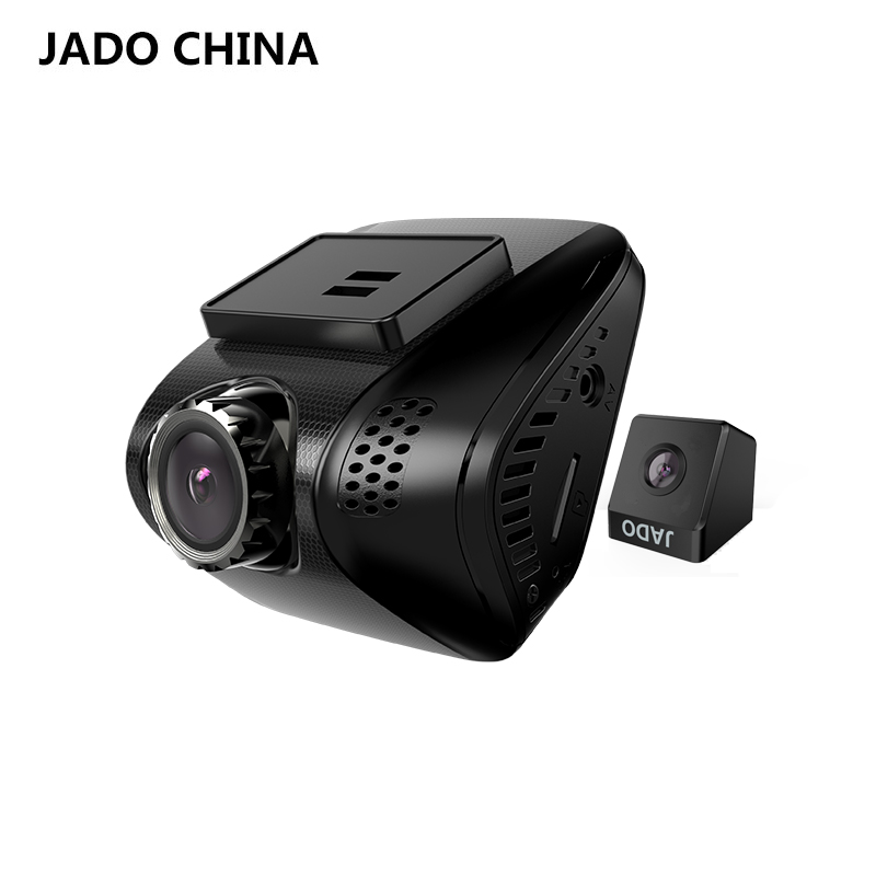 JADO D770S 2 0 Car Dvrs Full HD 1080P Mini Car Dvr with two cameras Video