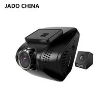 JADO D770S 2.0 Coche Dvr de Hd 1080 P Mini Coche Dvr con dos cámaras de Vídeo Grabadora de 140 grados Cámara Del Coche Del Registrador Dash cam