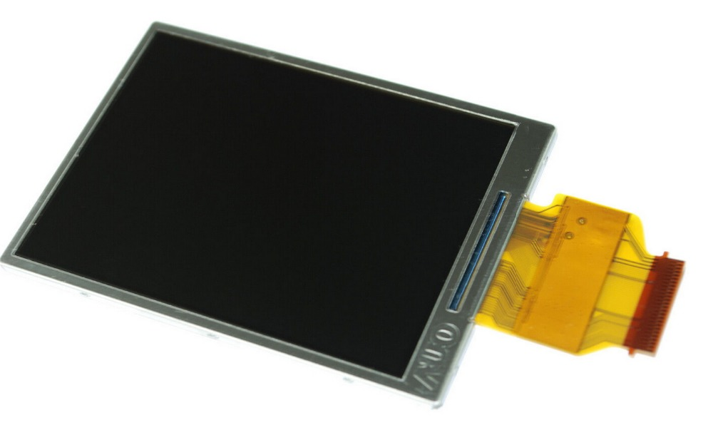 NEW Digital Camera For NIKON COOLPIX S1200 S9050 VR330 For KODAK Z990 For PENTAX RZ18 <font><b>RX18</b></font> LCD Display Screen With Backlight image