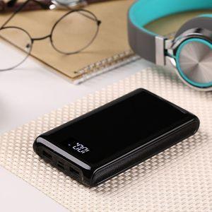 Image 3 - (Pas de batterie) double sortie USB 6x18650 batterie bricolage batterie externe support de la boîte étui pour téléphone portable tablette PC