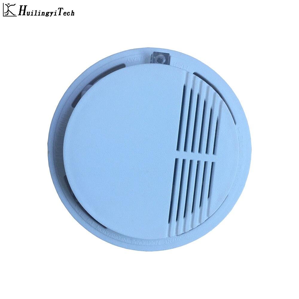 O mais barato estável independente Detector de Fumaça detector de fumaça sensor de alarme de incêndio