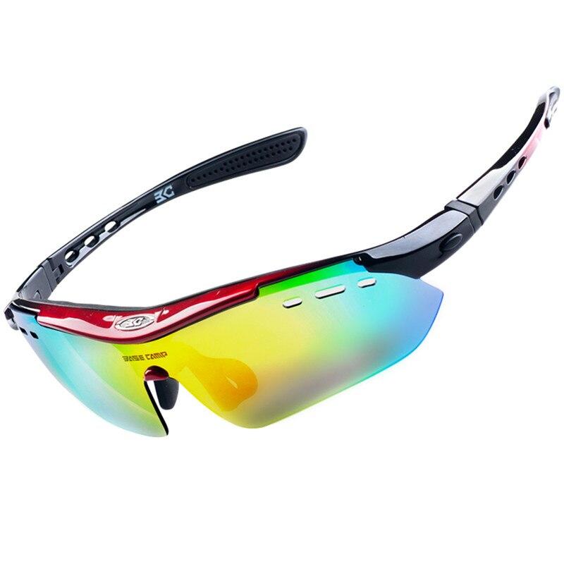 Prix pour BC-102 En Plein Air anti vent et sable équitation ski polarisées lunettes peut être cardée myopie Ski Sports de Plein Air lunettes de Soleil fournir
