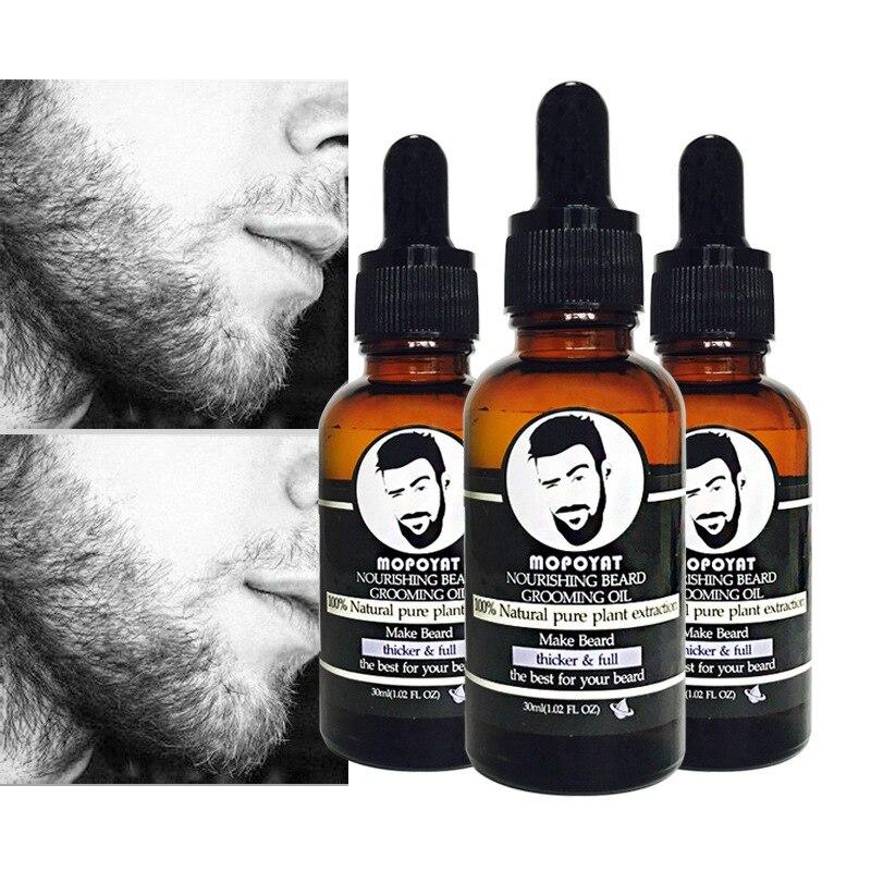 Men Moisturizing liquid Beard Oil Hair Loss Products Moisturizing Leave-In Condi