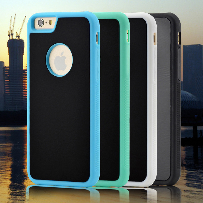 best service b2c66 0d325 US $180.0 |100pcs Anti Gravity Selfie Nano Sticky Wall Hybrid Case for  iPhone XS Max XR X 8 7 6 6S Plus SE 5 5S Samsung S10 7 6 Edge Note 9-in  Fitted ...