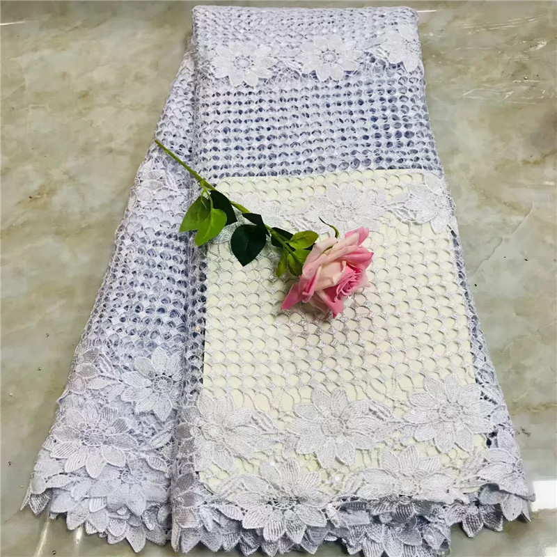 2018 African Swiss Voile Lace Fabric embroidery lace trim high quality african Dry cotton lace fabric for wedding WD1128092018 African Swiss Voile Lace Fabric embroidery lace trim high quality african Dry cotton lace fabric for wedding WD112809