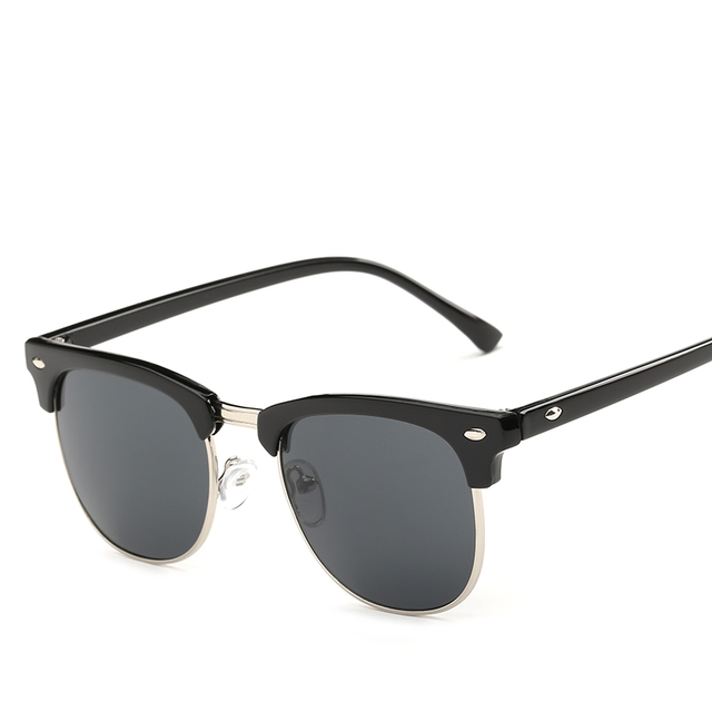 82e9871f9759 Hindfield UV400 Sunglasses Men Women Brand Designer Dark Glasses Coating  Mirror Sun Glasses Unisex Driving Eyeglasses