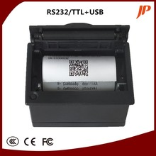 58mm thermal Panel Printer with TTL, RS232, mini usb port embedded thermal receipt printer for POS, ATM