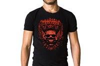 Hatebreed Crown Logo T Shirt Cheap Sale 100 Cotton T Shirts For Boys New Men S