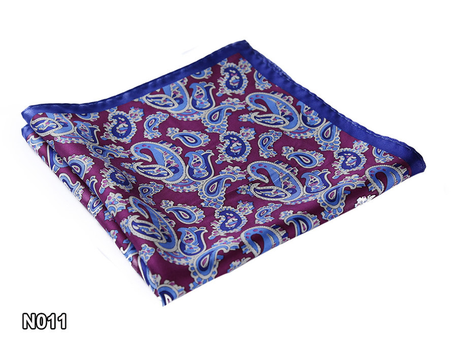 New-N301 HN30P)  Purple Blue Paisley 41cm (6)