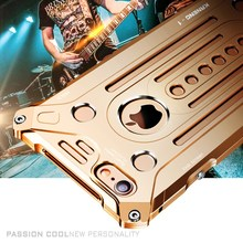 Arbitrary Aviation Metal Case for iPhone