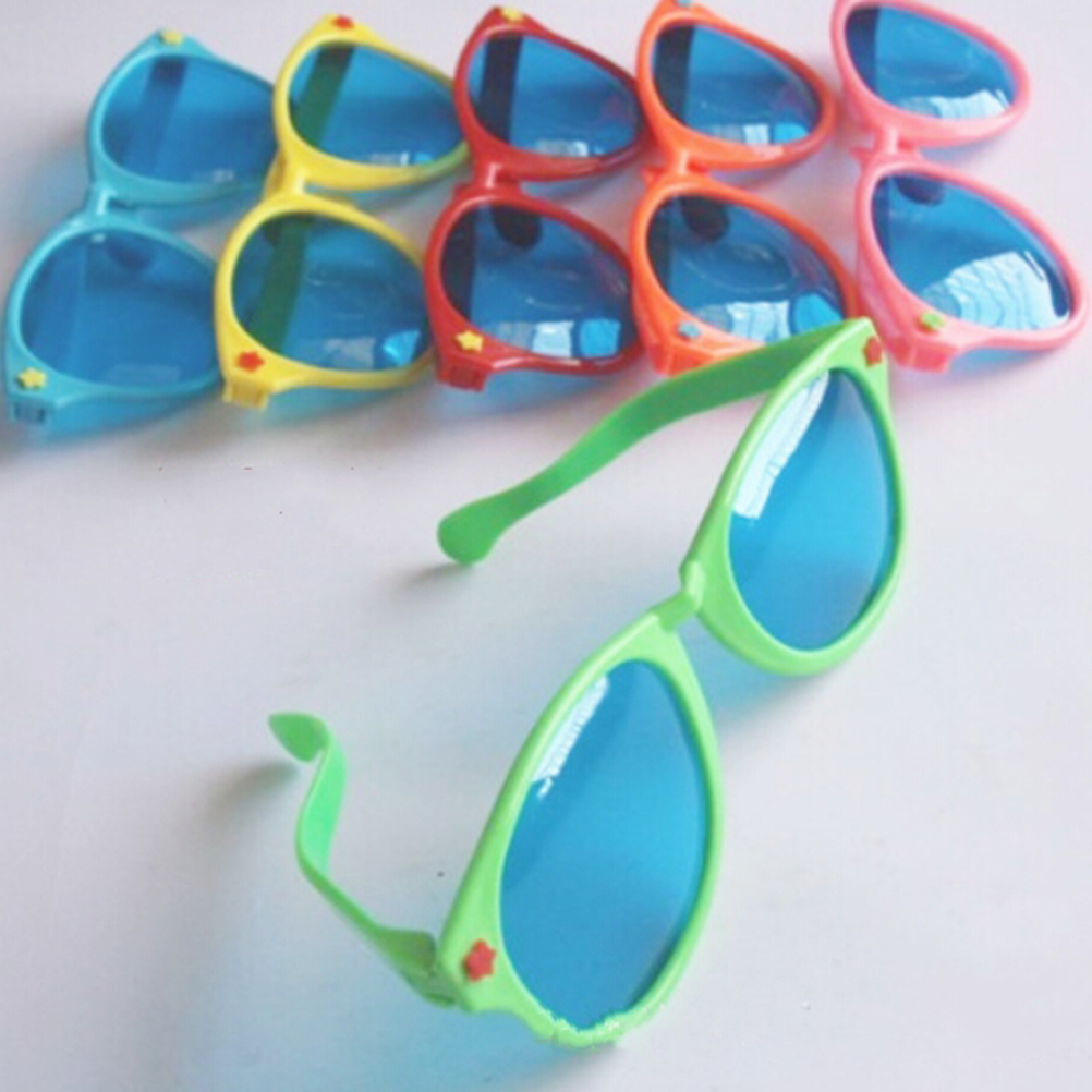 US $1 26 23% OFF|Novelty Funny Giant Oversized Huge Sun Glasses Party  Supplies-in Photobooth Props from Home & Garden on Aliexpress com | Alibaba
