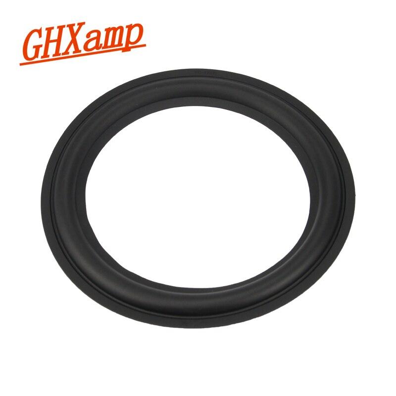 """1pcs 4/"""" inch Speaker rubber Edge Speaker surround Home Audio repair Anti-side"""
