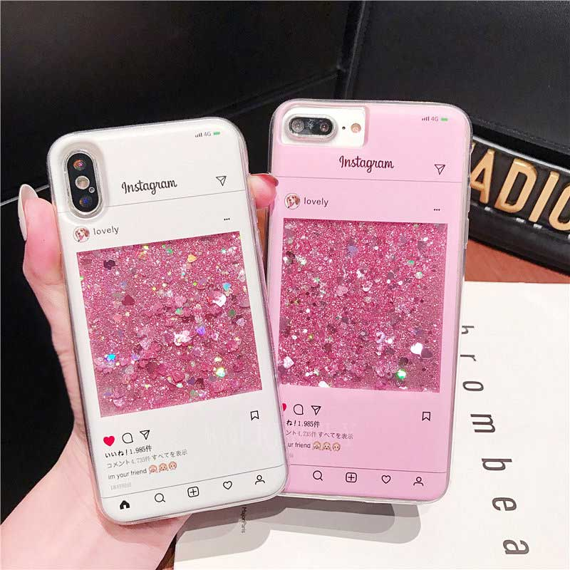 Diyabei For Huawei Honor 5a 8 Case Dynamic Liquid Glitter Sand Quicksand Soft Tpu Back Cover For 6x P10 Lite P10 Plus Silicone Half-wrapped Case Phone Bags & Cases