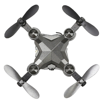 Watch Control RC Drone Foldable Quadcopter Altitude Hold G-Sensor Control Headless Mode One Key Return High Medium Low Speed Toy 3
