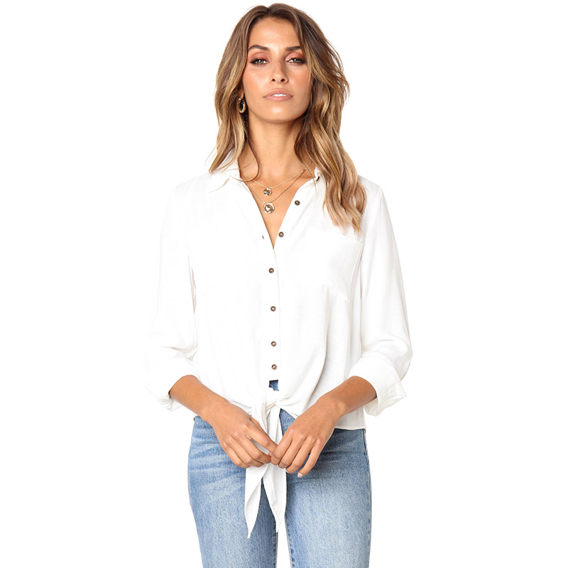 White-Crushed-Linen-Button-Down-Casual-Shirt-LC251116-1-1