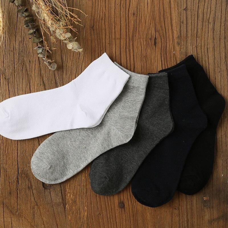 Mantieqingway Adult Mens Business Cotton Socks Autumn Medium Tube Socks for Wedding Dress Unisex Socks Clothing Accessories
