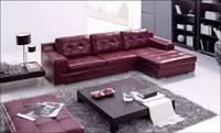 Darmowa Wysyłka Europejski Nowoczesne Sofa, wykonane z Top Grain Leather L Kształcie Rogu Kanapy Segmentowe Zestaw z Otomana, skóra salon