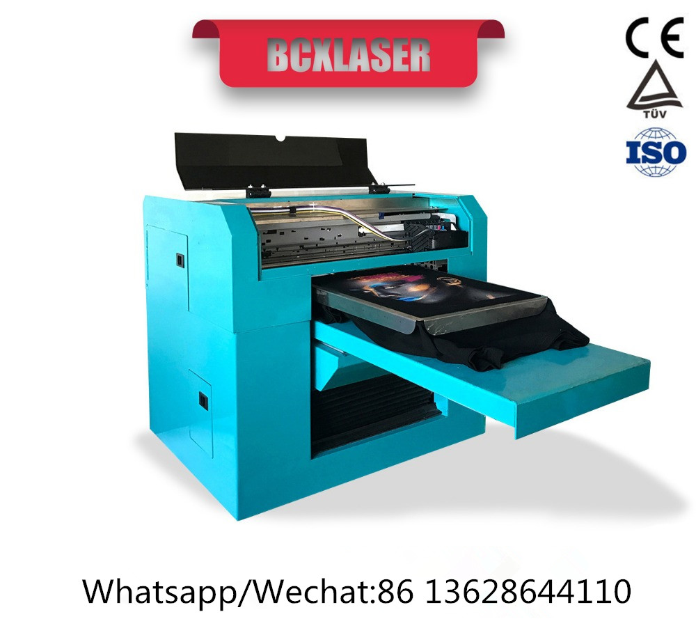 3D direct to garment printer t shirt printing machine with high quality - 3
