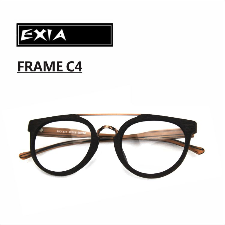 2bc0ccfc09a Glasses Frames Acetate High Quality Design Unisex Can be with RX Ophthalmic  Lenses EXIA OPTICAL KD 37 Series-in Eyewear Frames from Apparel Accessories  on ...