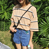 Femme Tops 2018 Summer New Lace Hollow Out Short Sleeves Women T Shirt Printing Styles Womens
