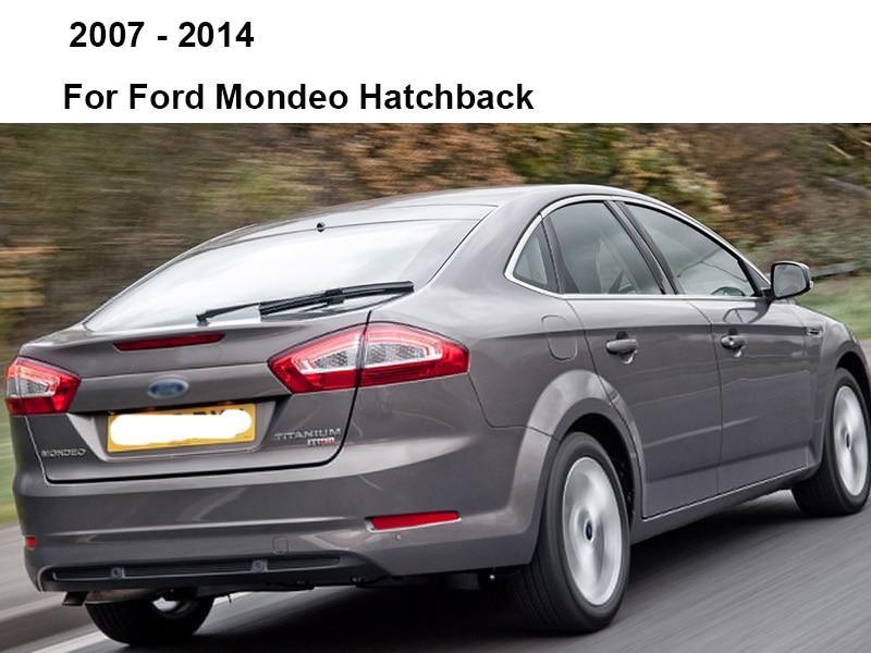REFRESH Щетки стеклоочистителя для Ford Mondeo Mk4 Mk5 2007 2008 2009 2010 2011 2012 2013 - Цвет: 2007 - 2014 (Hatch)