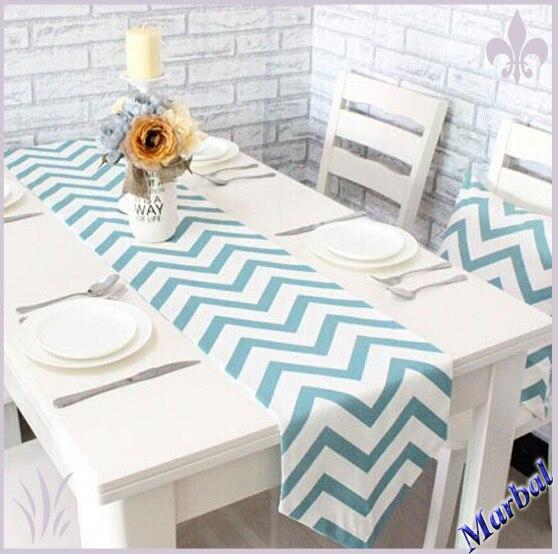 el nuevo y moderno minimalista onda geomtrica flor de la impresin manteles manteles de algodn puro camino de mesa de caf en caminos de mesa de