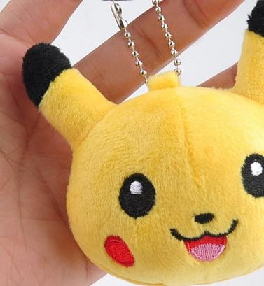 new-size-6cm-pikachu-font-b-pokemon-b-font-stuffed-plush-dolls-key-chain-plush-toys
