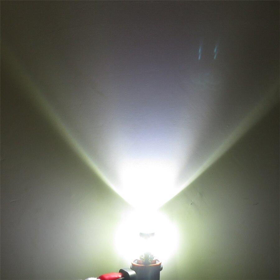 H8 H11 Luz Led Fog Lâmpada Luz