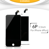 Grade AAA Quality 5 5 Inch Replacement Screen LCD For IPhone 6 Plus Display With Touch