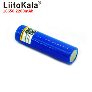 Image 5 - LiitoKala بطارية قابلة لإعادة الشحن 18650 ، 3.7 فولت ، 2200 مللي أمبير ، 18650 ، للسيارة ، الألعاب ، المصباح اليدوي