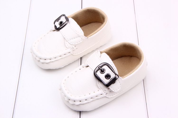 329f95d72e12a 2019 Spring Autumn New Baby Shoes Toddler Shoes Soft Bottom For Newborn To  1 Year Old Baby Buckle Fashion Baby Boy Shoes-in First Walkers from Mother    Kids ...