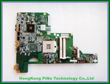 Free Shipping 605903-001 for HP G62 CQ62 laptop motherboard DDR3 Tested 60 days warranty