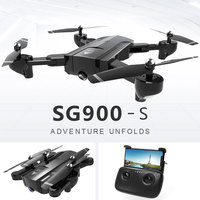 2019 SG900 SG900S RC Quadcopter Mini Drone With Camera HD 720P 1080P RC Helicopter Aircraft GPS FPV Selfie Drone RC Quadrupter