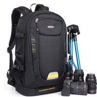 Professional Digital DSLR SLR Camera Backpacks Photo Shoulder Bag Video Case For Canon Nikon Sony Casio