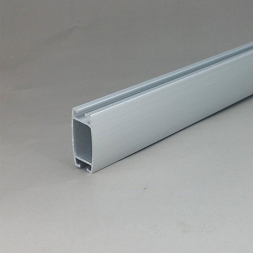 liga de aluminio preco tag cartazes de promocao chumbo trilhos haste polo hanging up comprimento do