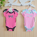 3pcs Cotton Baby Romper Short Sleeve Clothing for Baby Girls Boys Clothes Roupas Infantil Body Bebes Baby Costume Clothing J3-11