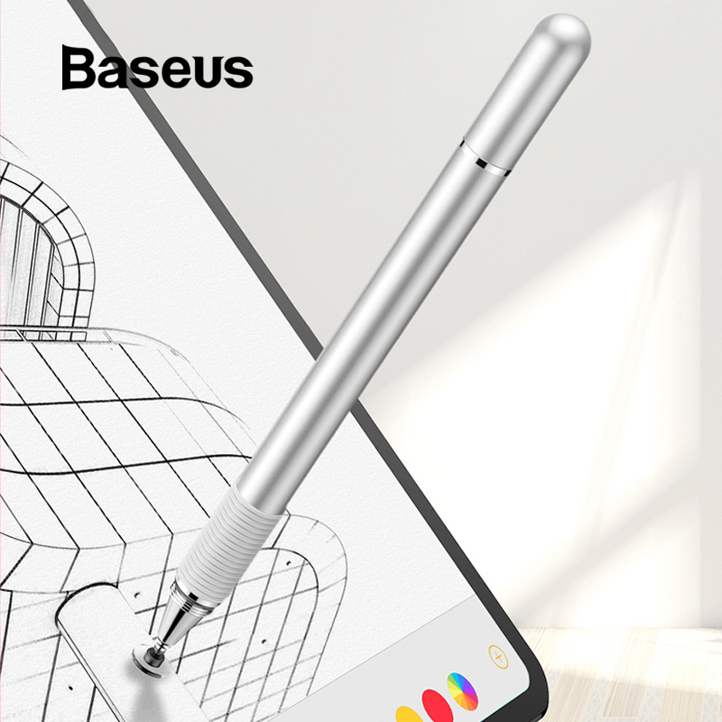 Baseus Drawing Stylus Pen For Apple IPhone IPad Pro Double Using Capacitive Touch Pen For Smartphone Tablet Samsung Hand Stylus