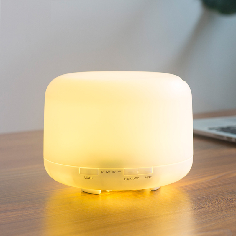 Ultrasonic Air Humidifier Essential Oil Diffuser Aroma Lamp Aromatherapy Electric Aroma Diffuser Home Mist Maker