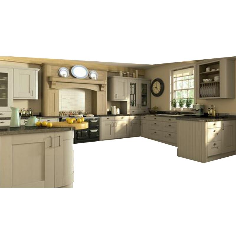18 Mm Oak Shaker Dapur Pintu Kabinet Dapur Desain Set Ruang Tamu Aliexpress