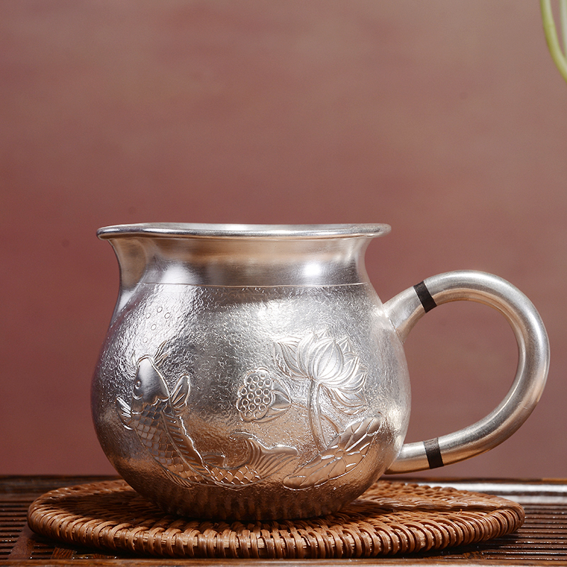 S990 tira copo 100% artesanal de luxo xícara de chá kung fu longquan drinkware presente xícara de café - 5