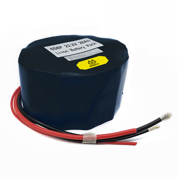 6S8P Rechargeable Lithium Battery Cell for Scooter Battery Electric Bike Battery