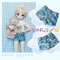 1/3 MDD  MSD BJD SD Doll accessories Bjd clothes shorts   pants