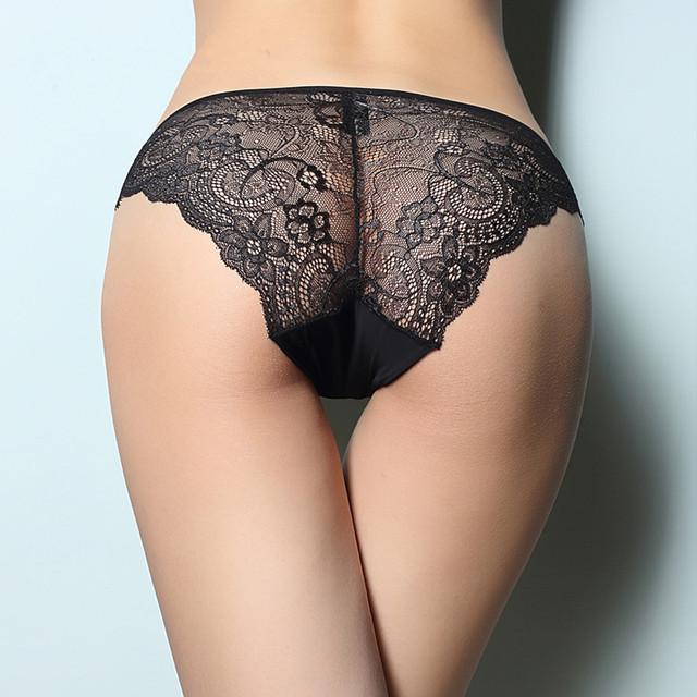 Hot Sale women's sexy Thong lace calvin panties seamless string panty briefs Female underwear intimates Girl Women's Panties