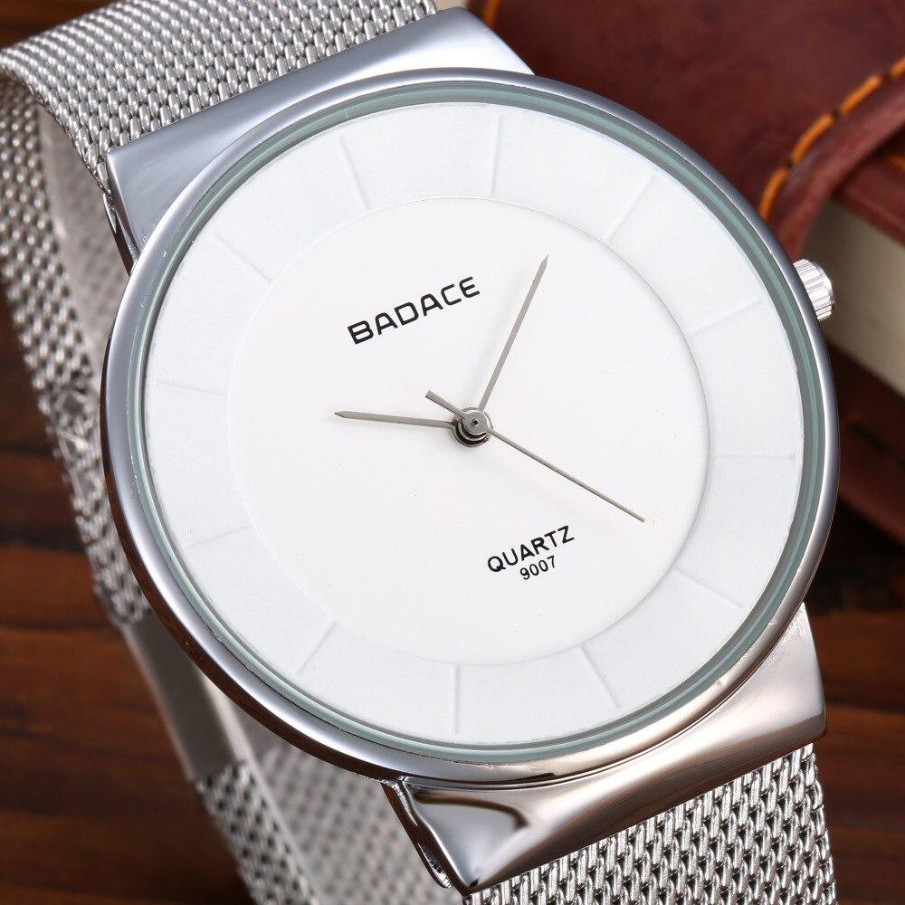 BADACE Мъжки часовници Топ марка - Мъжки часовници - Снимка 5