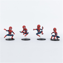 Marvel spiderman Avengers infinity war Superheroes toys The spider man