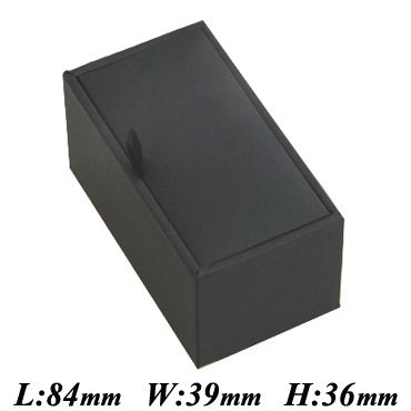 fashion paper cuff link cufflink box 15 pieces wholesale free - Cufflink Box
