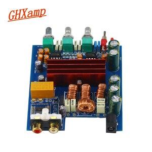 Image 2 - Placa amplificadora Bluetooth portátil TPA3116 100W * 2 TPA3116D2 2,0, amplificador Digital con ajuste de preamplificador para coche, uso doméstico, RCA DC24V